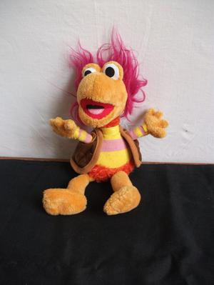 FRAGGLE ROCK GOBO BOBBLE HEAD PLUSH TOY.