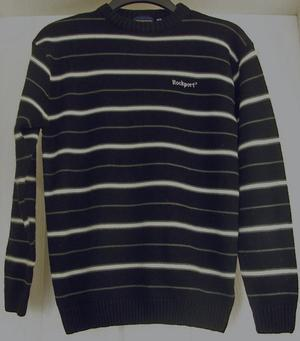 GORGEOUS BOYS STRIPED JUMPER BY ROCKPORT AGE  YRS