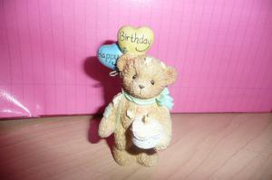 Happy birthday cherished teddy