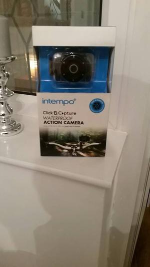 Intempo waterproof action camera