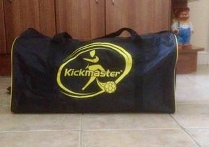 Kickmaster Sports Bag with lots of accessories