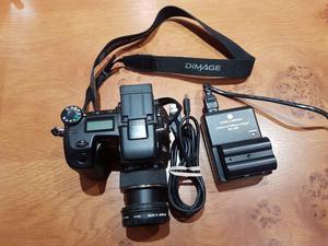 Konica Minolta Dimage A2 Super Fine EVF Camera