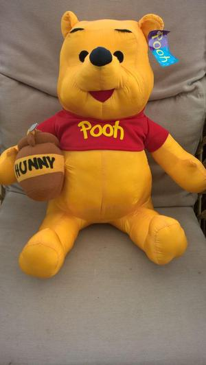 Large Winnie the Pooh soft toy Disney
