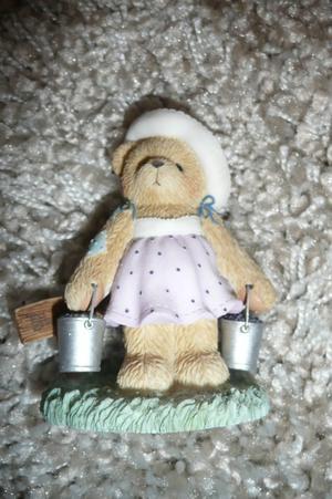 Leah cherished teddy