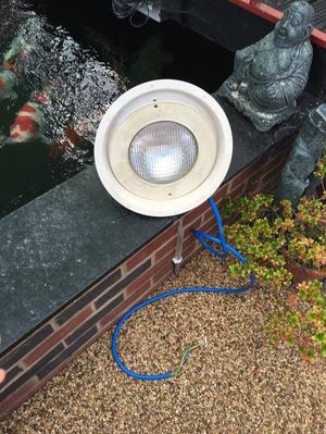 Light for swimming Pool