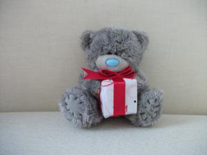 ME TO YOU TEDDY BEAR WITH GIFT.