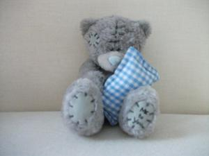 ME TO YOU TEDDY BEAR WITH PIL. CARTE BLANCHLOW.