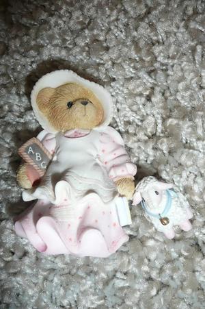 Mary had a little lamb cherished teddy