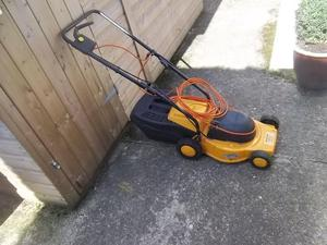 Mculloch rotary mower