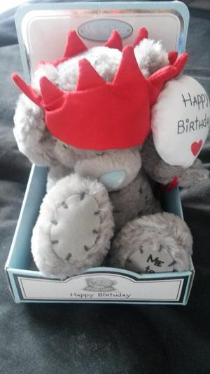 Me to You Tatty Teddy Happy Birthday Design