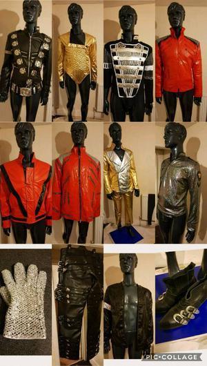 Michael Jackson outfits medium to xl