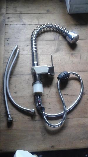 Mixer taps