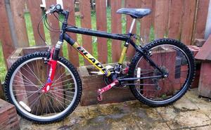 "Mountain Bike * Blade * Hard-tail * 16"" inch Frame * 24"" inch Wheels * 21 Gears"