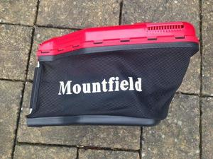 Mountfield lawnmower collection box