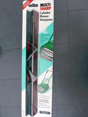 """Multi Sharp"" Cylinder Mower Sharpener"