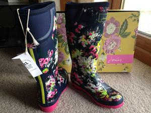 New Joules Thermal Wellies
