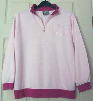 PRETTY GIRLS PINK TOP BY REQUISITE - AGE