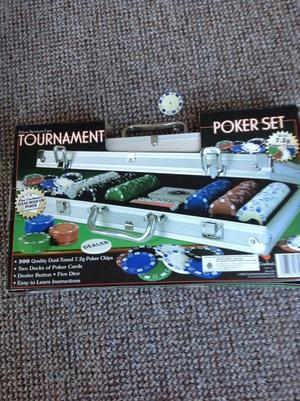 Poker chips set BN