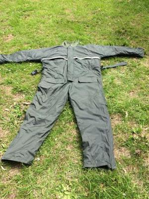 Regatta all in one fishing suit