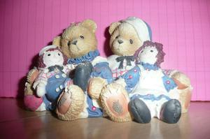 Rosemarie & Ronald cherished teddy