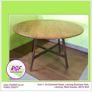 SALE NOW ON!! Ercol Dropleaf Table - Local Delivery £19