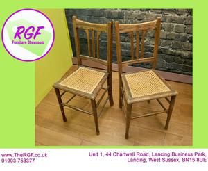 SALE NOW ON!! Pair Of Dining Chairs - Local Delivery £19