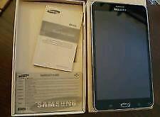 Samsung galaxy tab3 7inch 8gb wifi with box in good condition