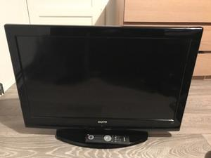 Sanyo 32 inch tv with remote