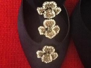 Stunning New Navy Faith Shoes size 6