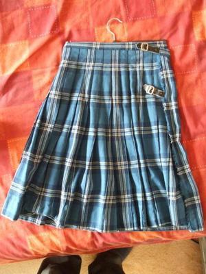 Tartan Skirt, Classic Kinloch Anderson