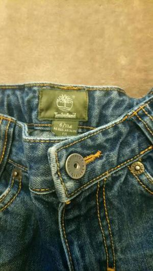 Timberland boys 6-7 jeans