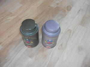 Vintage Jackson's of Piccadily Tea Canisters