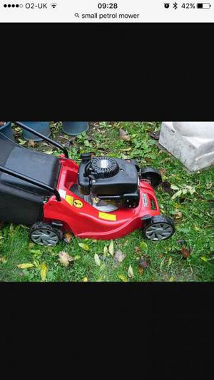 Wanted petrol lawnmower anything considered