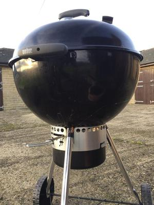 Weber Barbecue Grill - used once