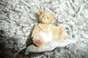 baby cherished teddy