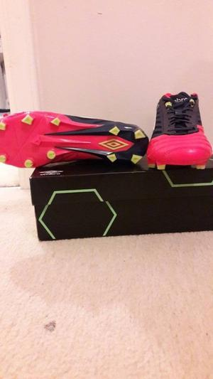 brand new still in box footbool trainers size