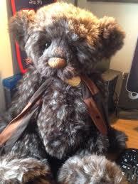 dash charlie bear looks like new tags on