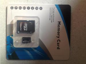 128GB Class 10 Memory Micro SD TF Card with Free SD Adapter
