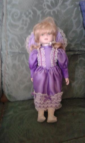 15inch porcelain doll