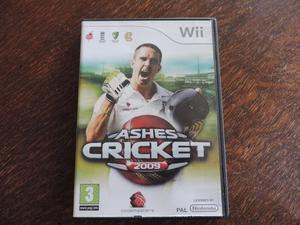 Ashes Cricket  Nintendo Wii Game