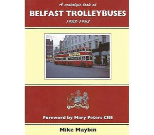 BELFAST TROLLEYBUSES BOOK