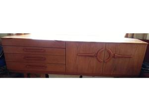 Beautility Sideboard - Mid Century Teak Sideboard in Chester