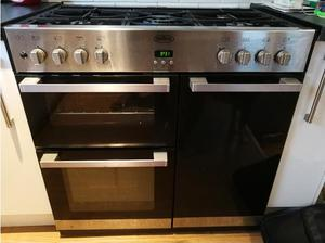 Belling 90cm range cooker in Plymouth