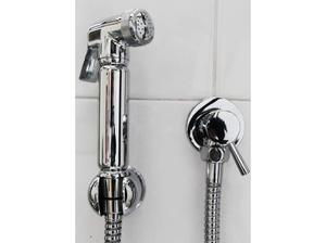 Bidet Showers Chrome Italia Deluxe Plus Warm Water Control