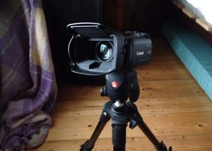 Canon VIXIA HF G20 Full HD Camcorder with all original accessories and 2 batteries.