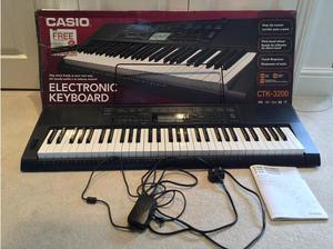 Casio CTK  Electronic Keyboard in Sittingbourne