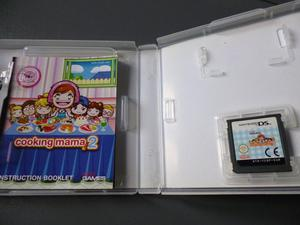 DS game Cooking Mama 2