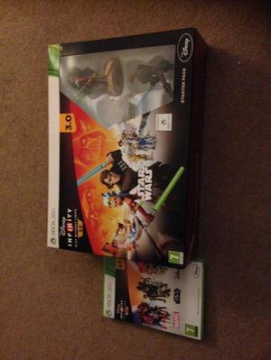 Disney Infinity 3.0: Star Wars Starter Pack + 2 characters