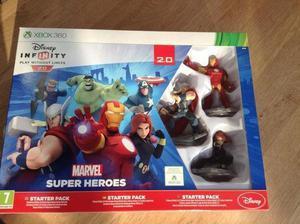 Disney Infinity Marvel Super Heroes Starter Pack for Xbox 36