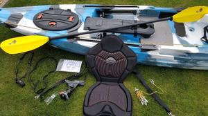 FeelFree Moken 12.5 Fishing Kayak + accessories